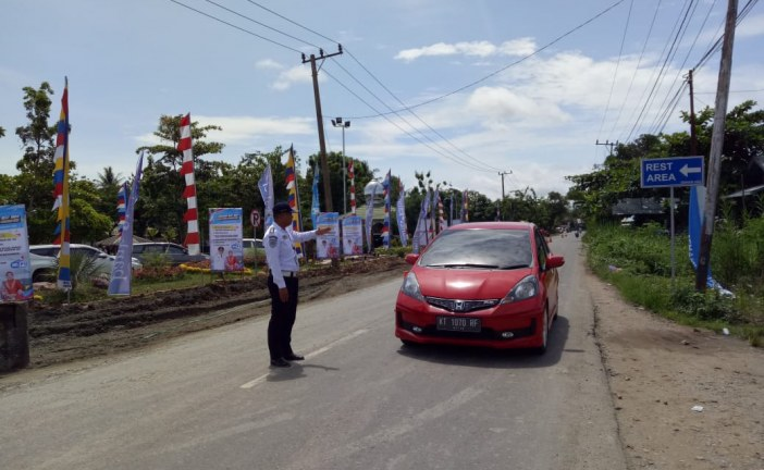 LAUNCHING REST AREA